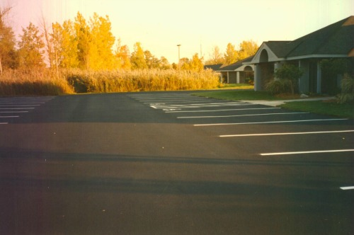 Commercial Sealing & Striping